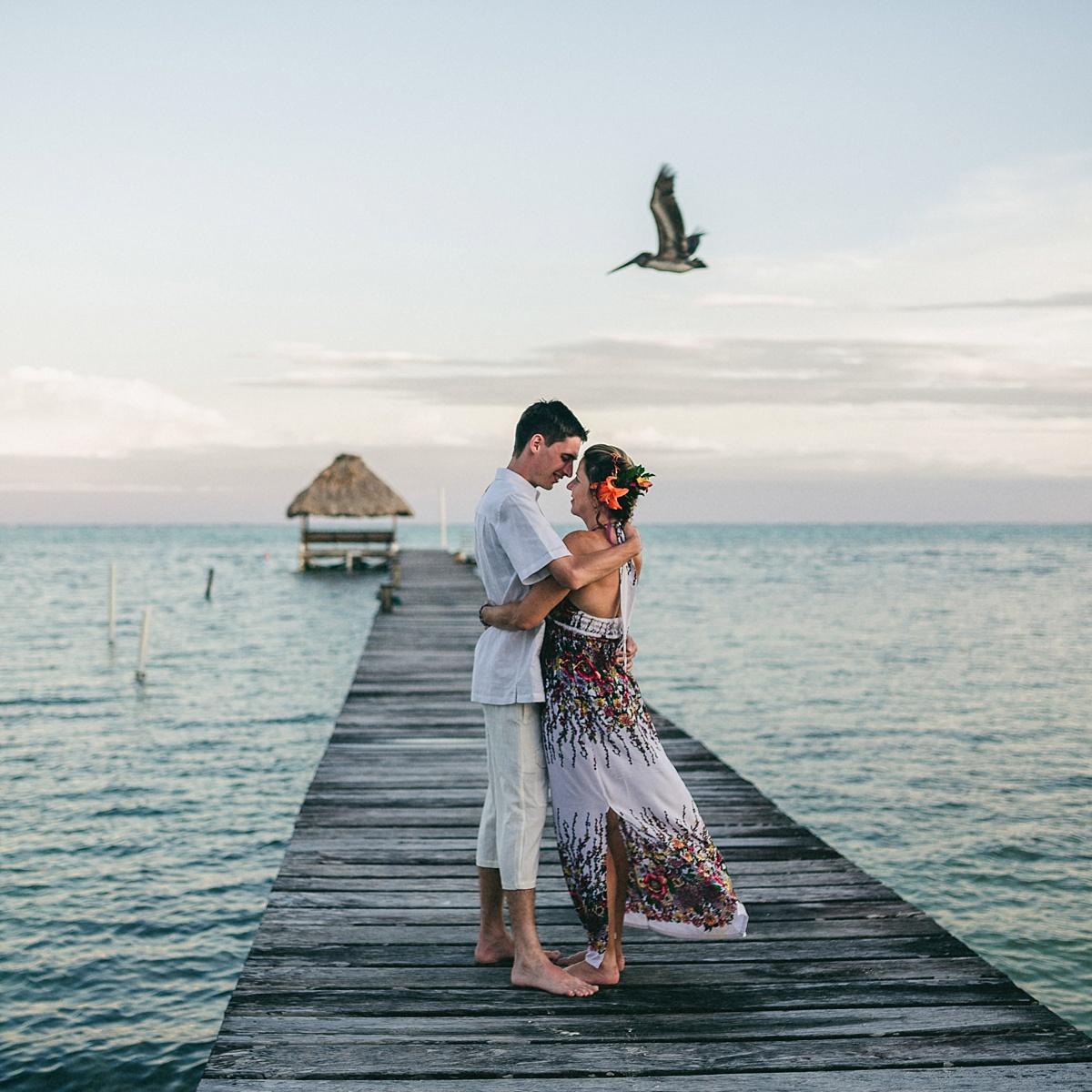Wedding Photographer Belize Wedding