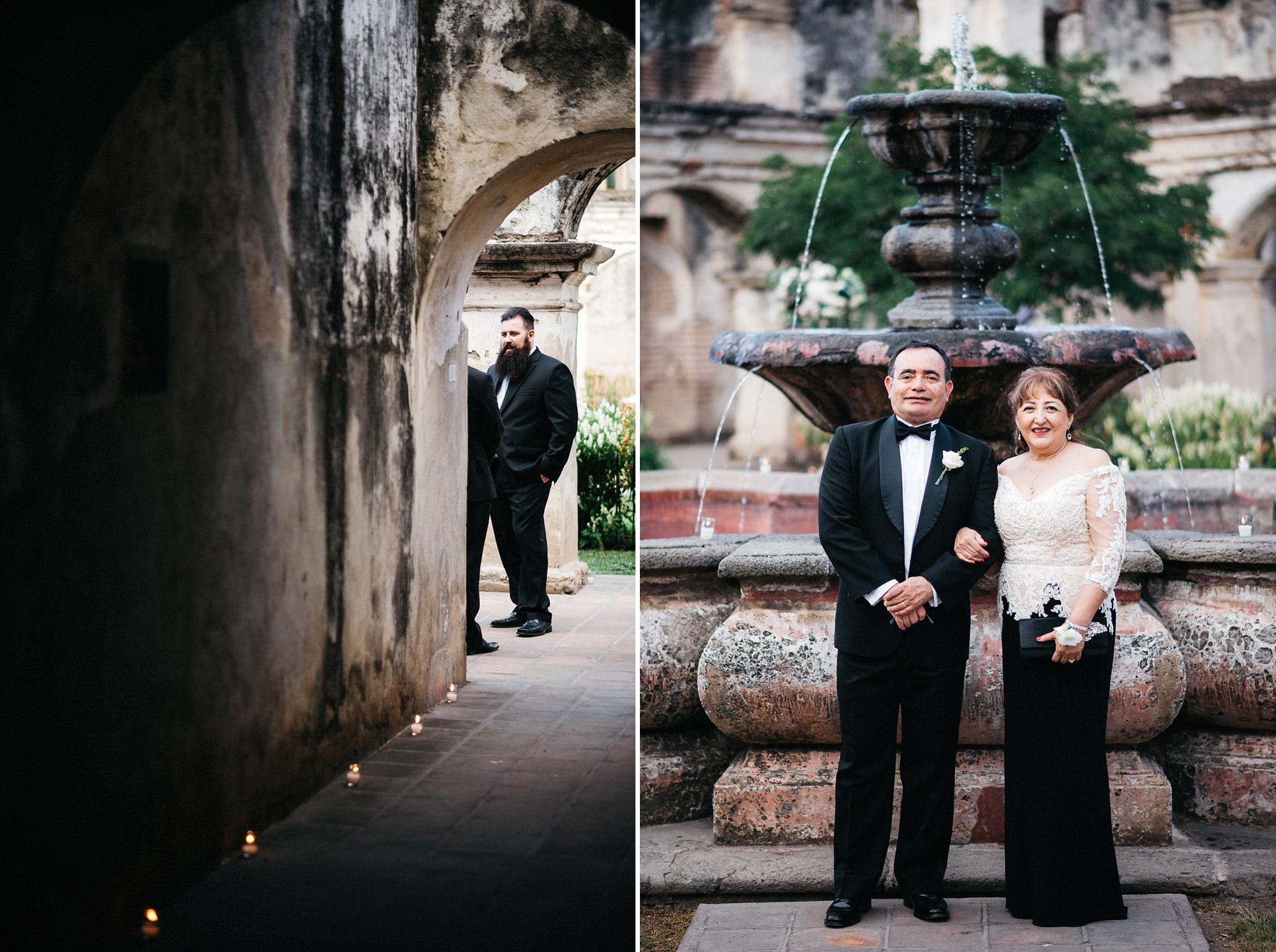 Wedding Santa Clara Antigua Guatemala 136