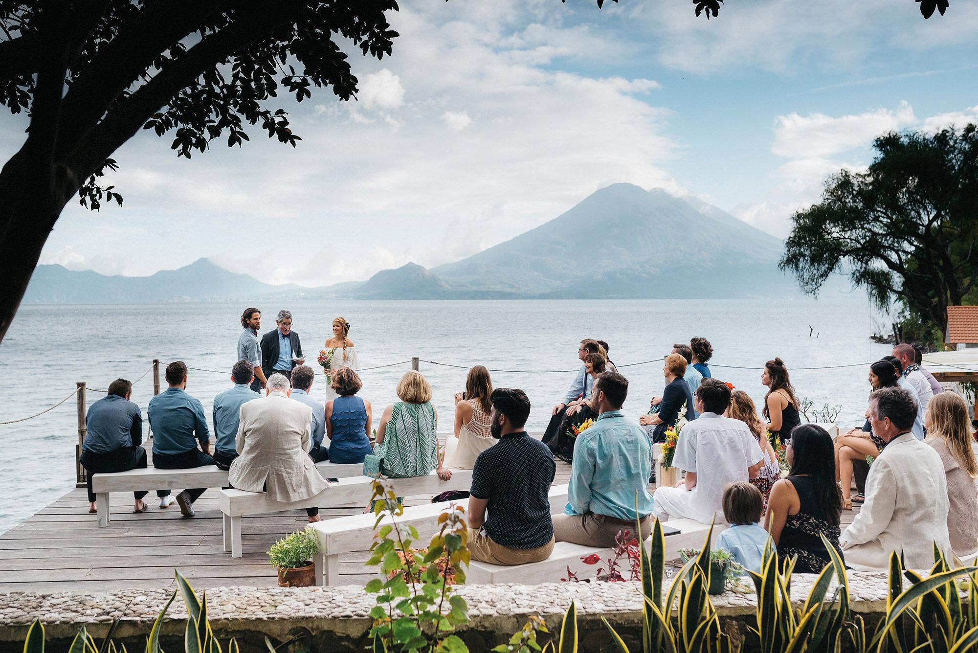 Matrimonio Rustico Santiago : Los 15 mejores lugares para celebrar bodas en lago atitlan en 2018