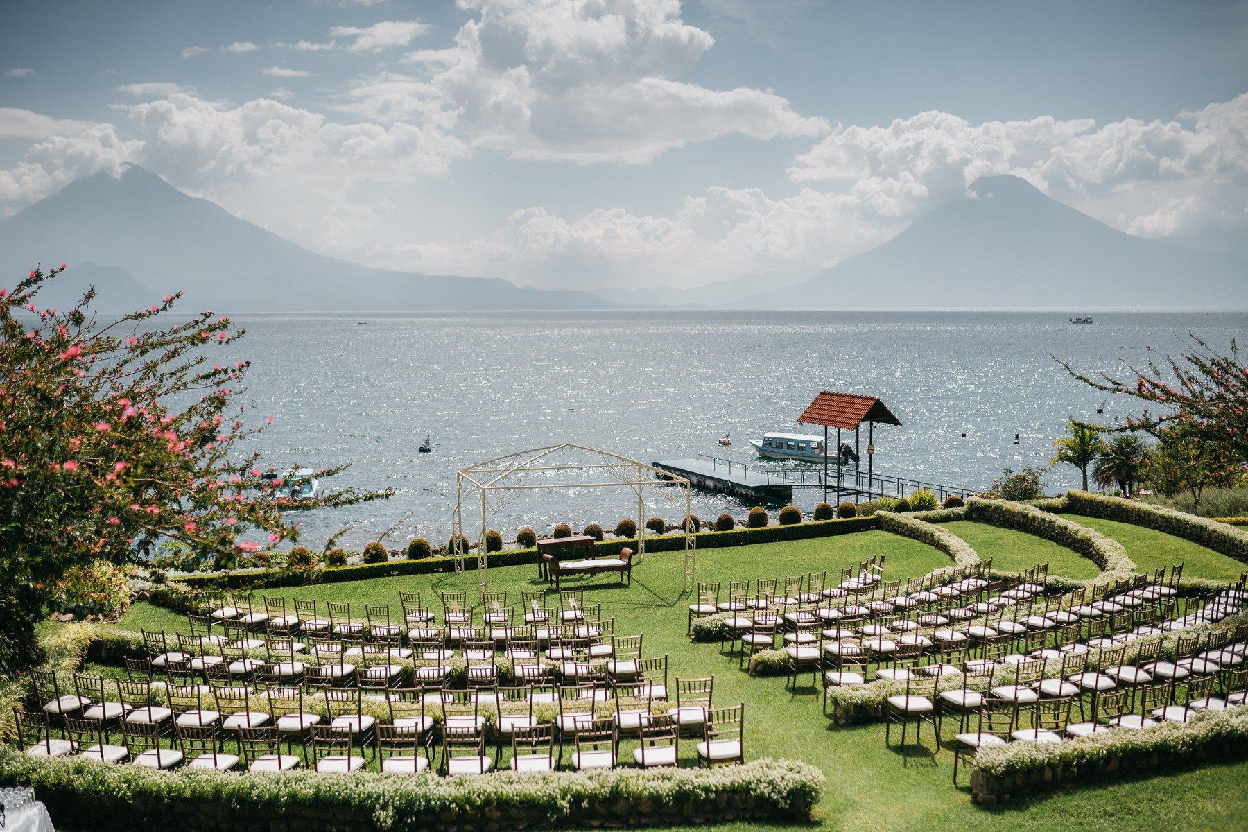 Boda Hotel Atitlan Guatemala