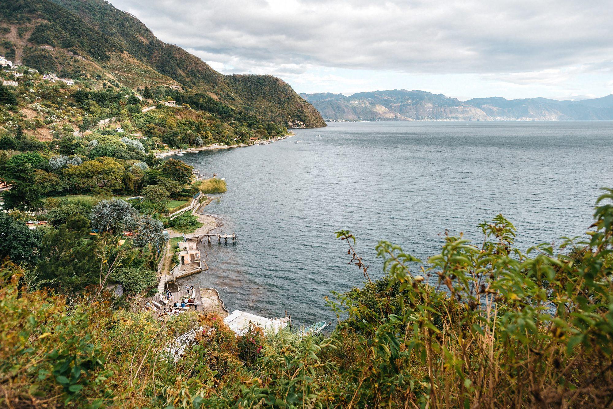 wedding santa cruz la laguna atitlan guatemala