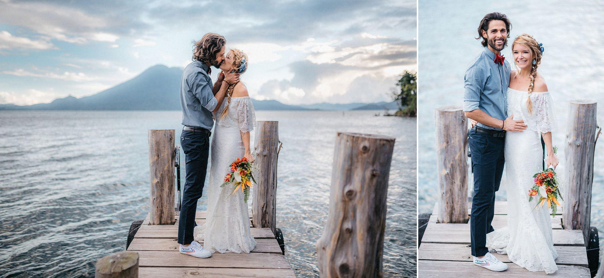 Destination Wedding Lake Atitlan