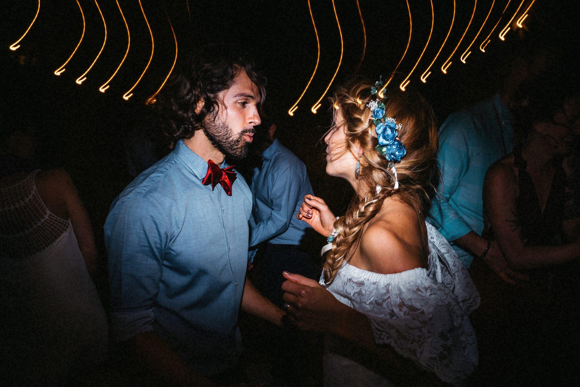night wedding photos guatemala