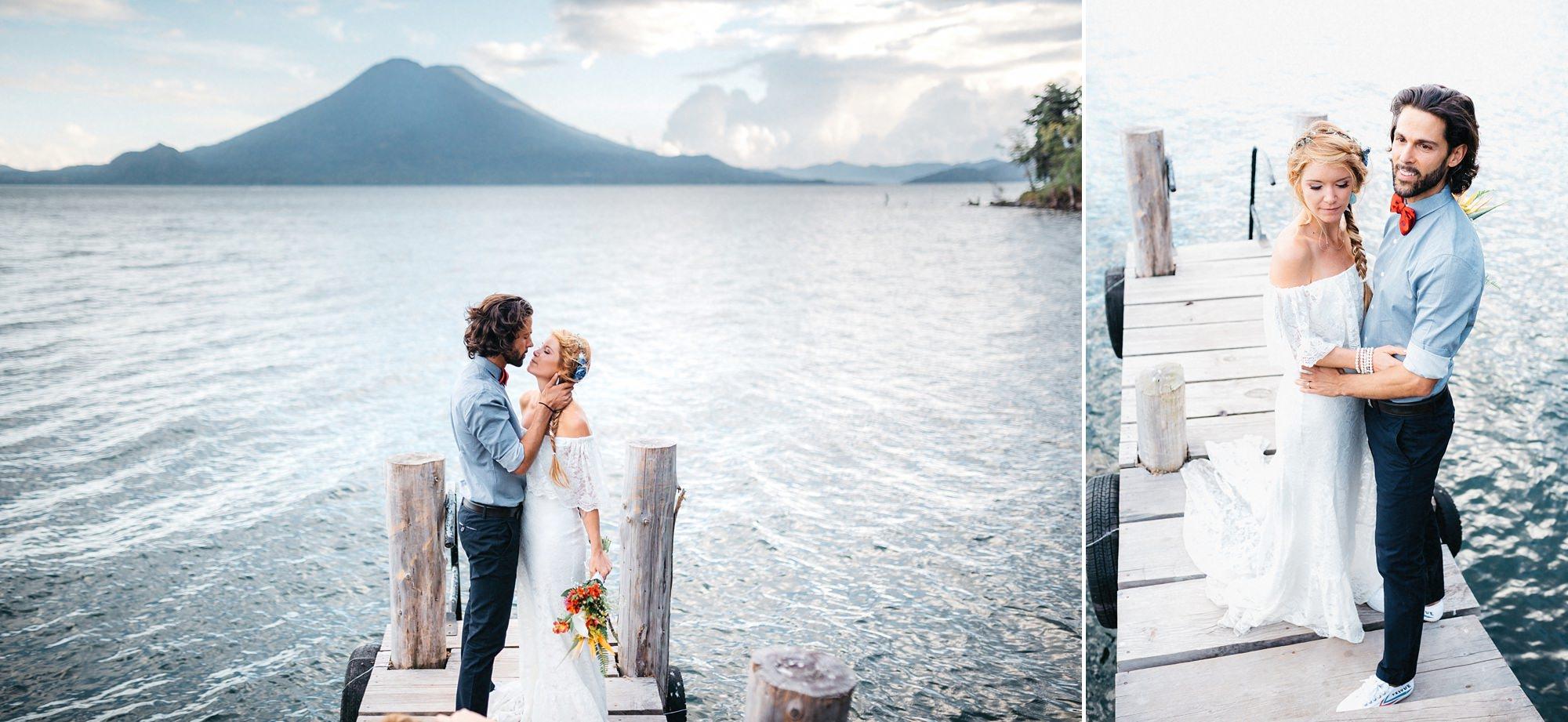 Guatemala Wedding Lake Atitlan