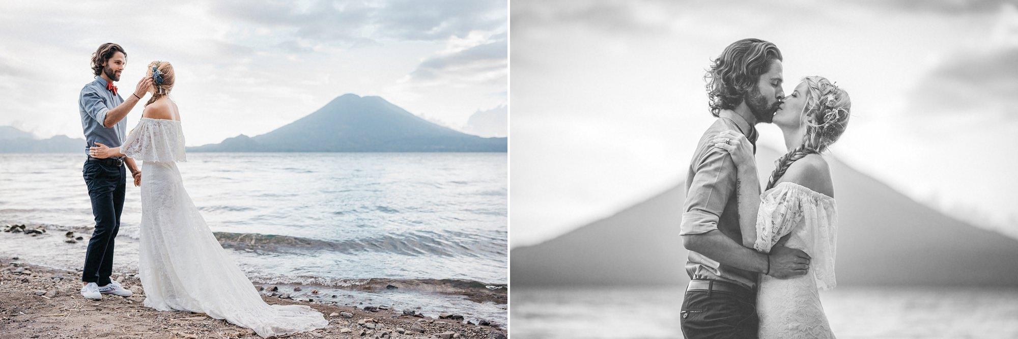 Wedding Lake Atitlan Guatemala Photography