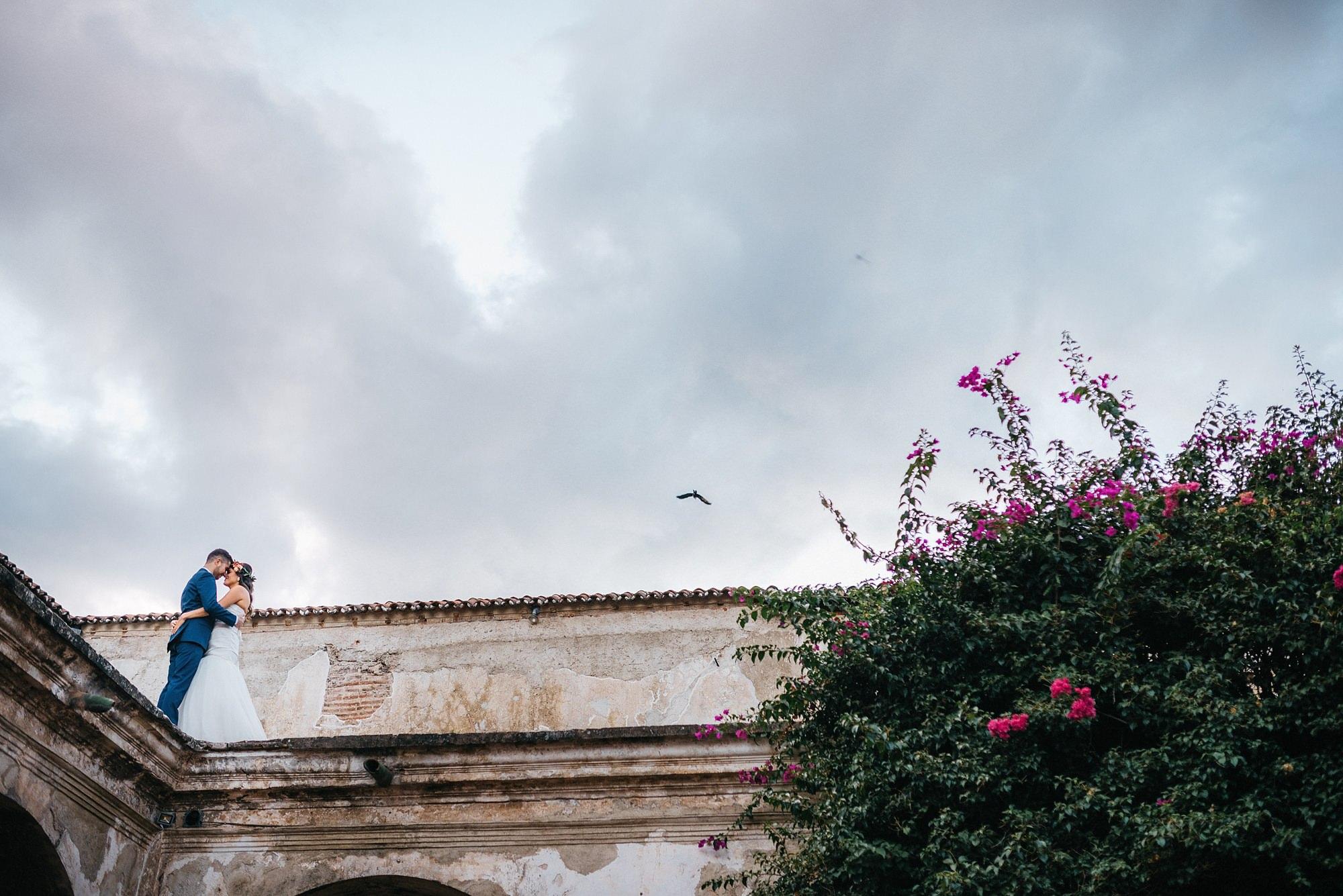 Boda Capuchinas Antigua Guatemala