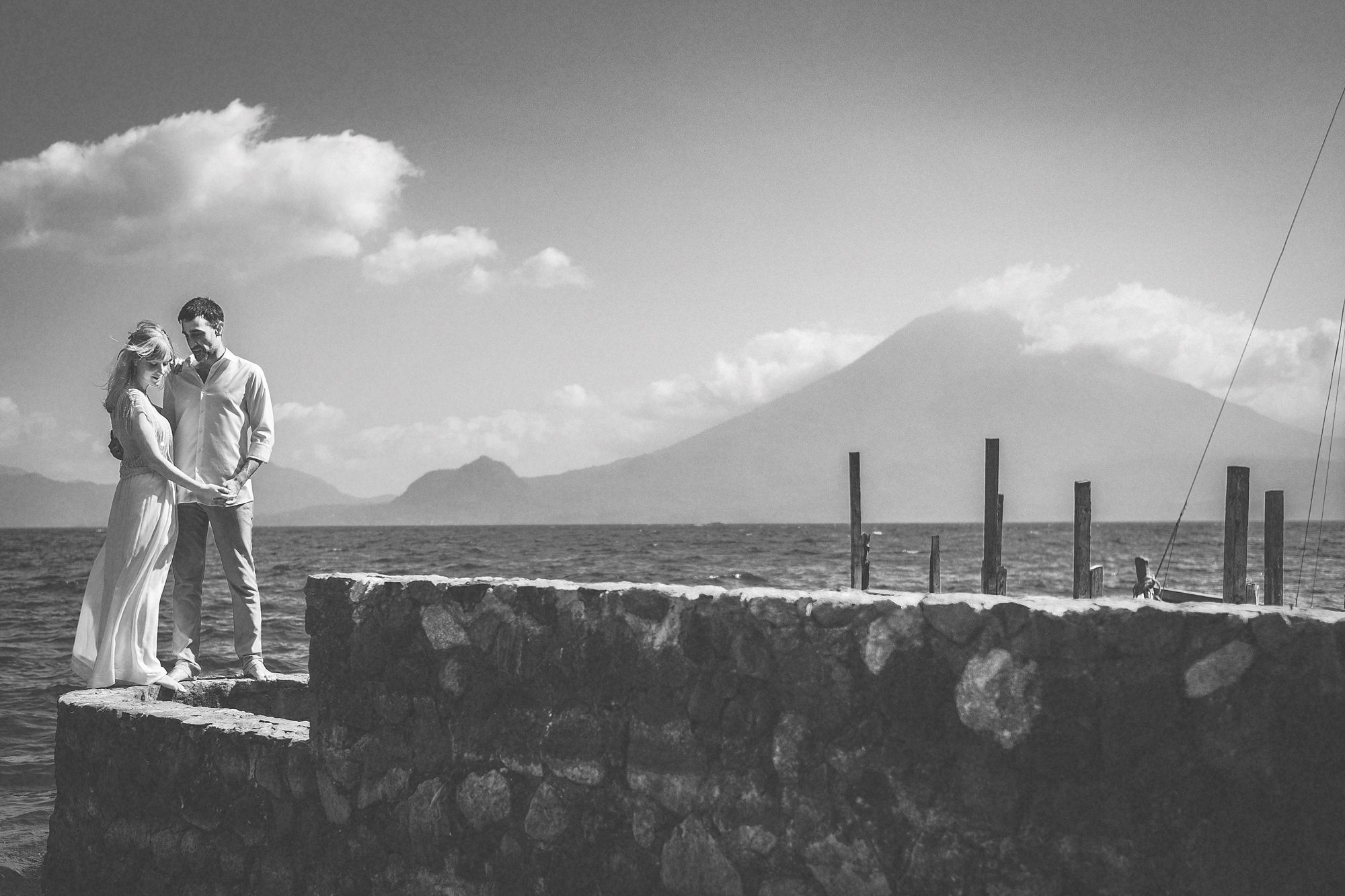 Destination Wedding Atitlan Guatemala