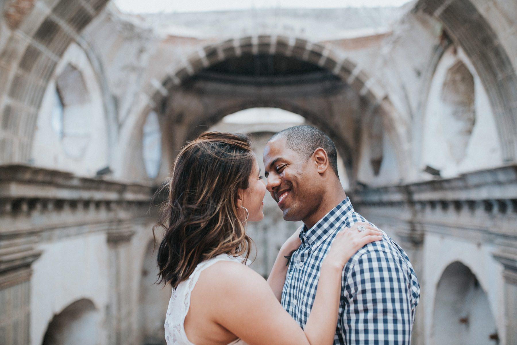 Engagement Photos Antigua Guatemala