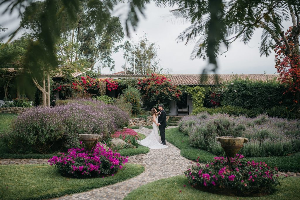 Best Wedding Venues with garden Antigua Guatemala