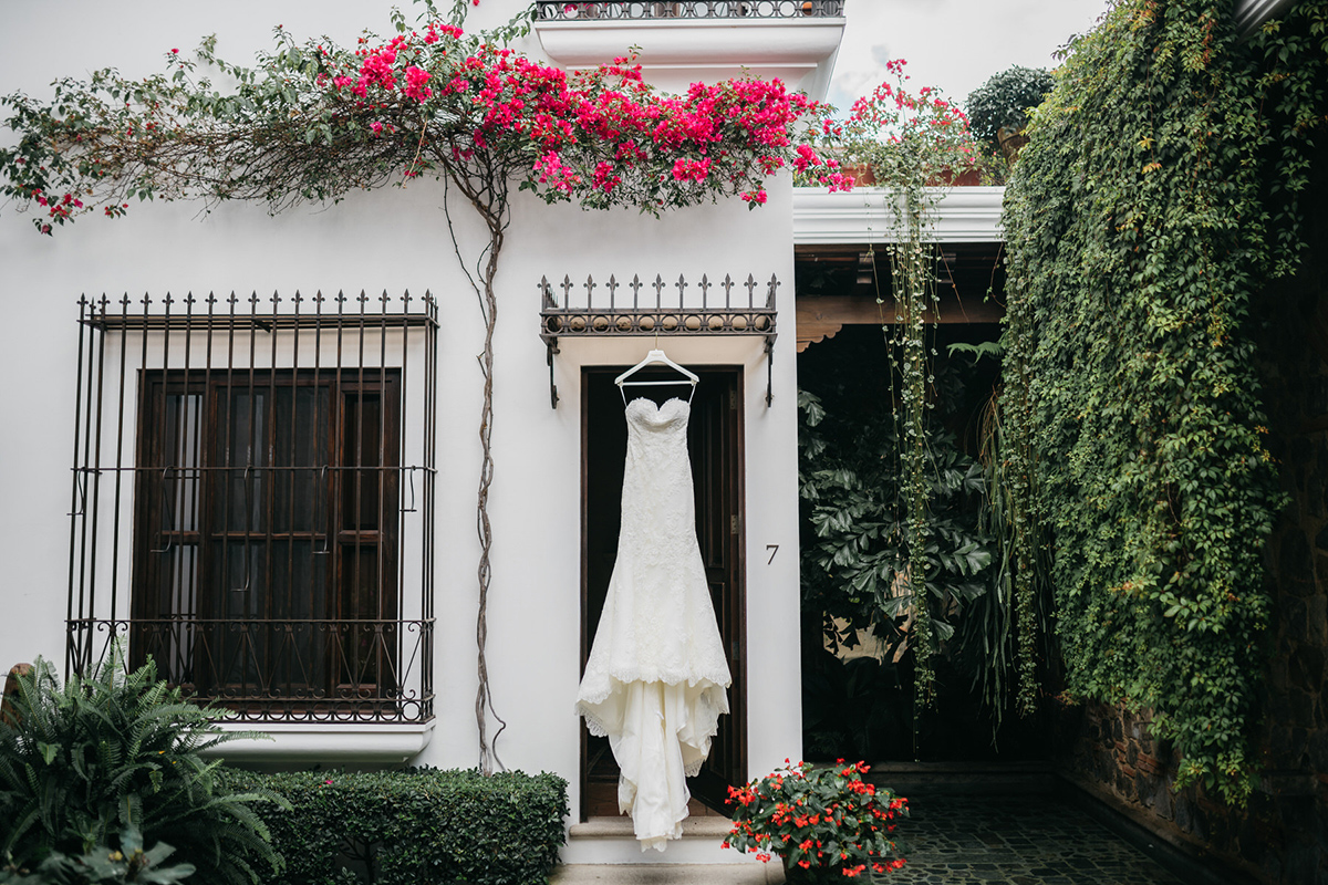 Small Wedding Antigua Guatemala