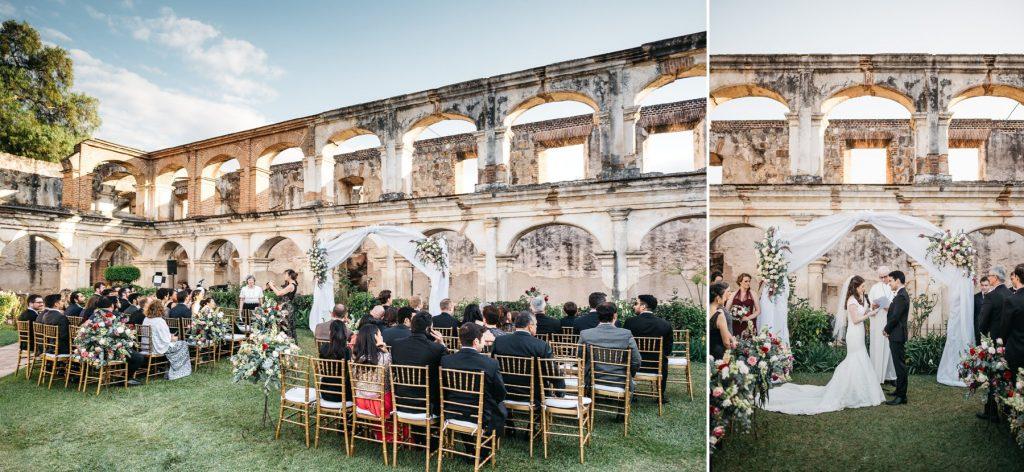 Los Mejores Lugares para Casarse en Antigua Guatemala