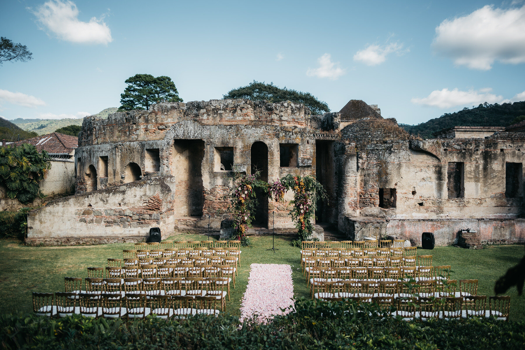 Destination Wedding Antigua Guatemala