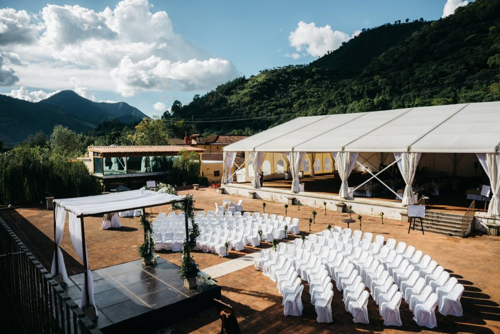 Wedding Finca Filadelfia Antigua Guatemala