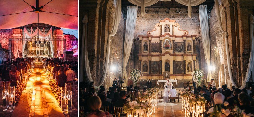 Wedding Hotel Casa Santo Domingo