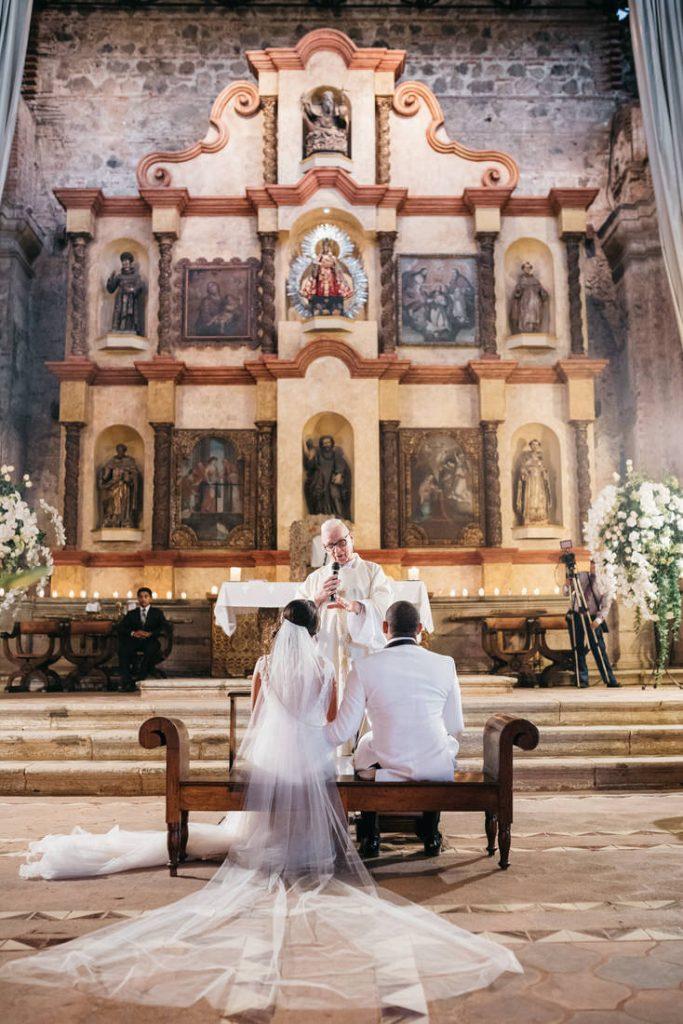 Wedding Casa Santo Domingo