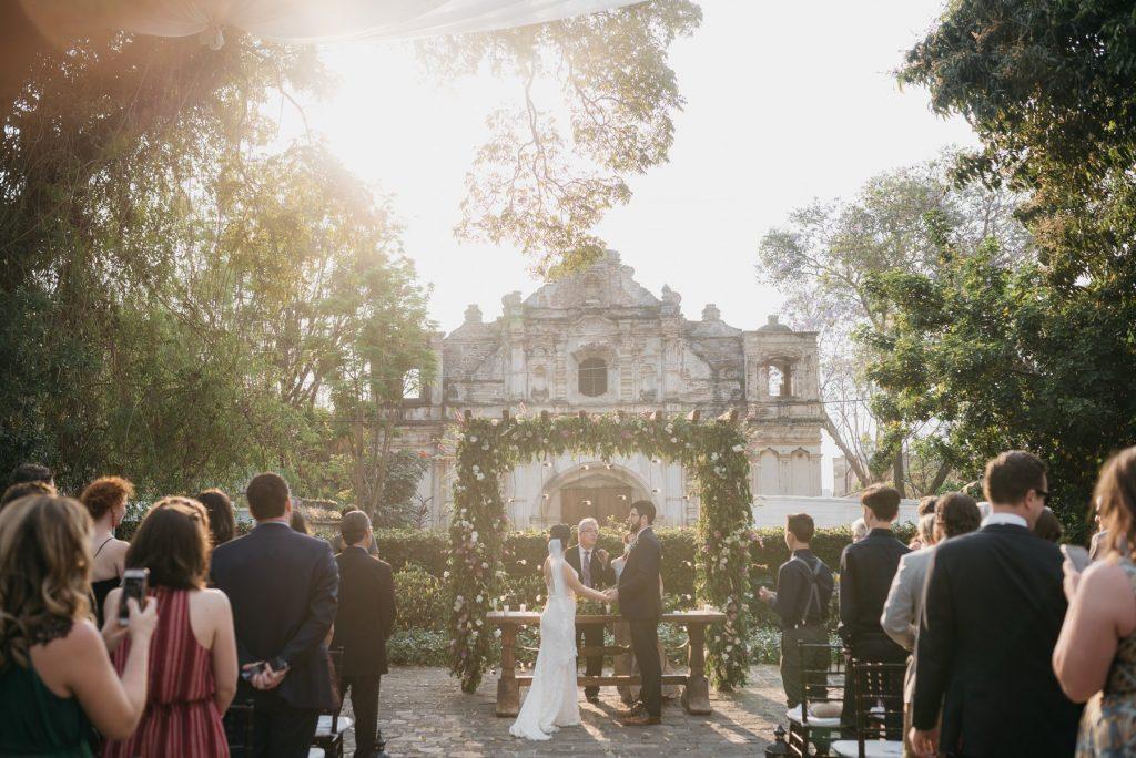 Porta Wedding Venue Antigua Guatemala