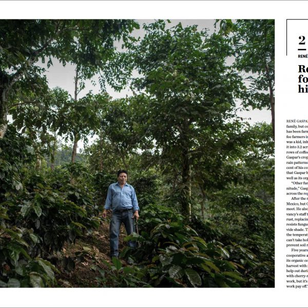 The Nature Conservancy Magazine Feature